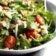 Charlie Bird Farro Salad