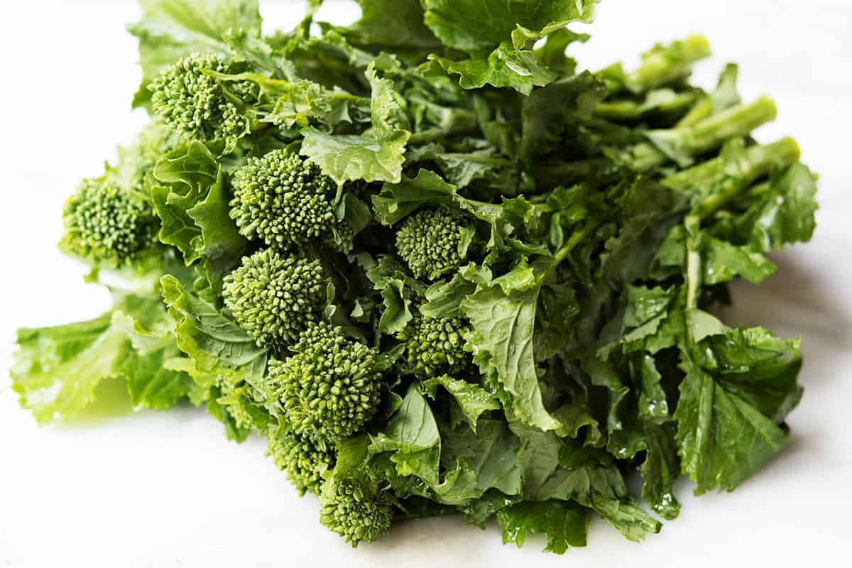 Bunch of rapini