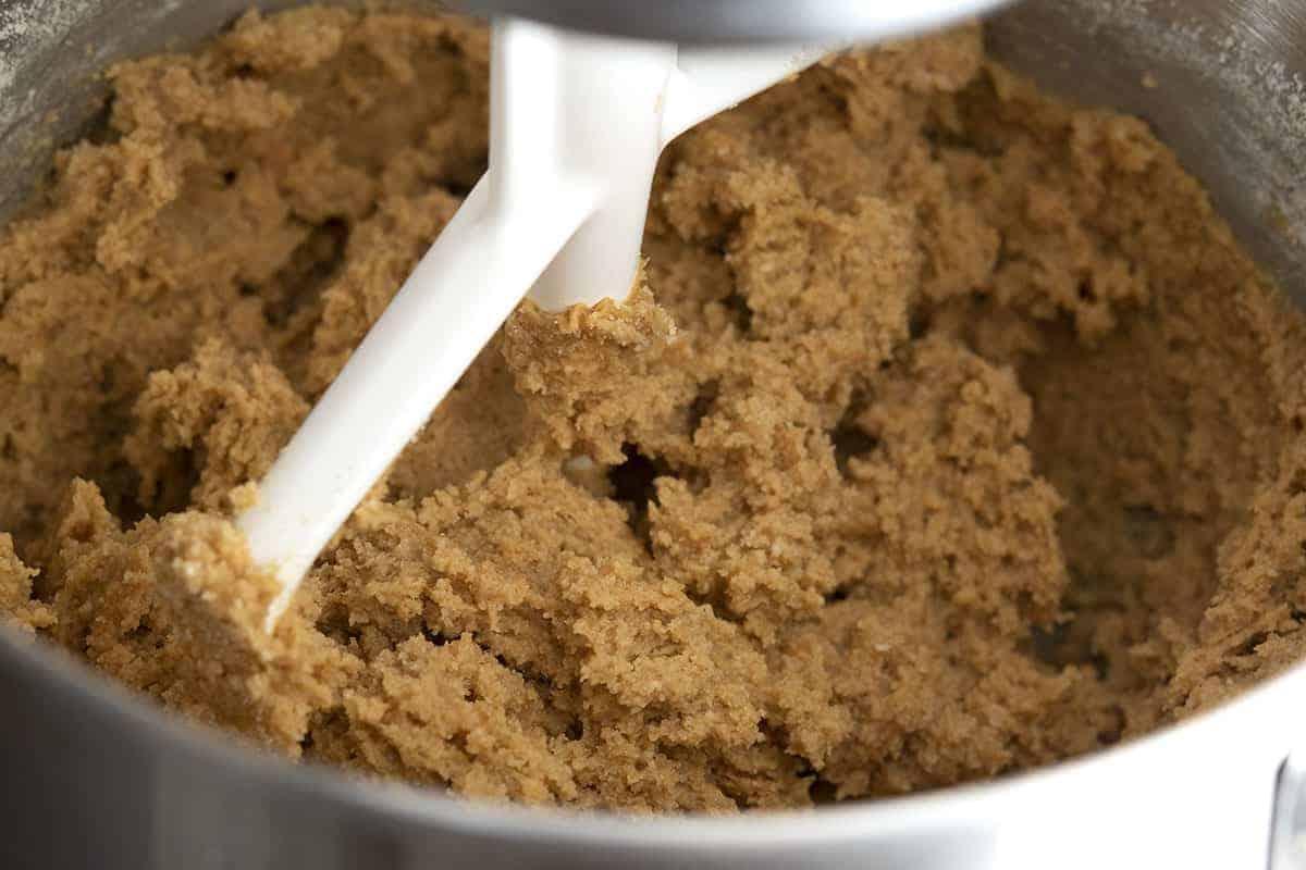almond flour peanut butter cookie dough